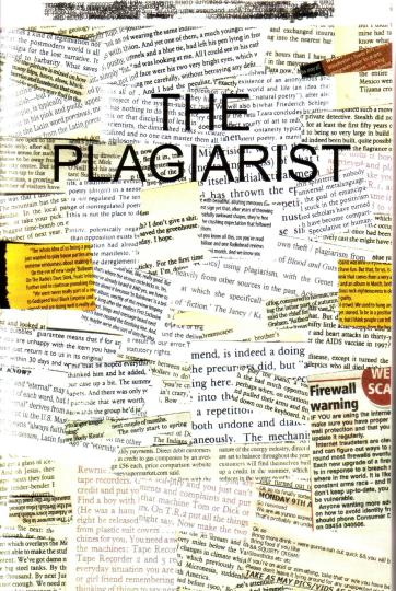 THE PLAGIARIST Cover 300